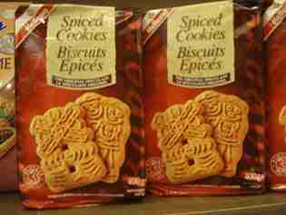 Imported Biscuits